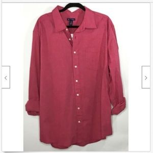 Gap Mens Spring VW Classic Fit Button Down Shirt